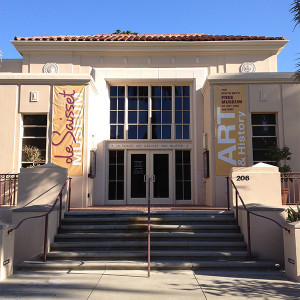 de Saisset Museum, Santa Clara University